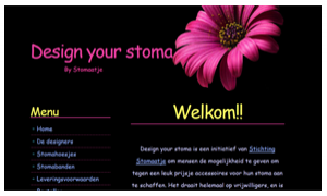 Design your stoma